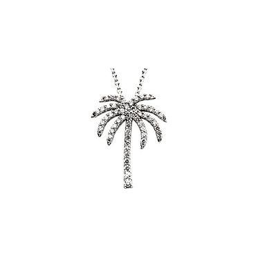 The Minimal Cocos Nucifera Pendant & Necklace