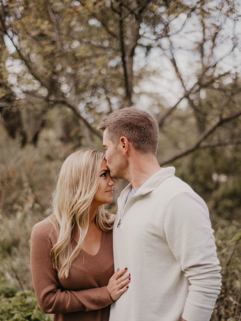 Kansas City Engagement Photographer