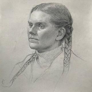 Woamn with braids (Brooke)