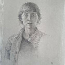 Self Portrait age 35, 2019