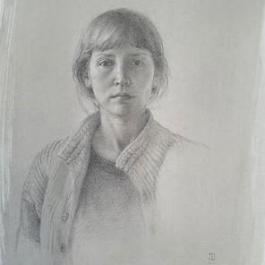 Self Portrait age 35