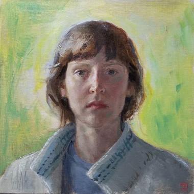 Self Portrait in Spring