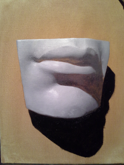 untitled, cast mouth
