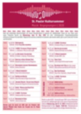 KUSO - St. Paul Programm 2020 mit KUSO E