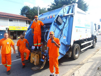 Coleta de Lixo mantém evolução e se aproxima do Grau de Excelência em São José dos Campos