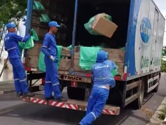 Com 803 pontos, Coleta de Lixo recebe Grau de Excelência em Vinhedo