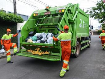 Coleta de Lixo tem Alto Grau de Satisfação em Rio Claro