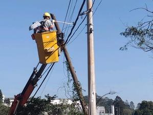 Iluminação em Mairiporã tem quase 70% de aprovação
