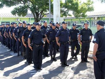 Guarda Municipal de Vinhedo tem 43% de aprovação