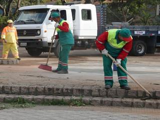 Limpeza Pública de Osasco tem 38% de aprovação