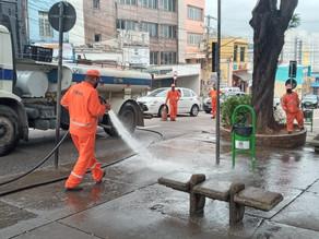 Limpeza Pública registra 79,6% de aprovação em Jundiaí