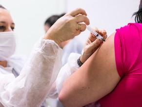 Campanha de Vacinação tem Alto Grau de Satisfação em Amparo