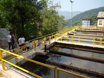 Qualidade da Água em Santos está acima da média das CGPs