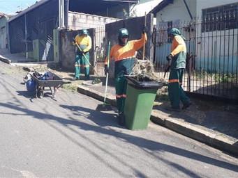 Limpeza Pública de Paulínia recebe Alto Grau de Satisfação