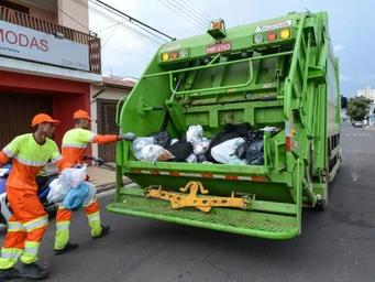 Coleta de Lixo tem Grau de Excelência em Paulínia