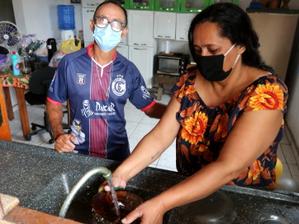 Qualidade da Água em Jacareí obtém Alto Grau de Satisfação