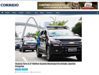 Osasco Tem A 2ª Melhor Guarda Municipal Do Estado, Aponta Pesquisa