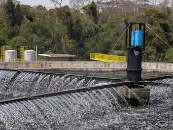 Abastecimento de Água de Santo André está próximo do Alto Grau de Satisfação