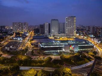 Iluminação Pública é o 2º melhor serviço avaliado em São Bernardo do Campo