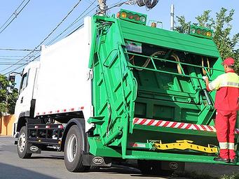 Coleta de Lixo registra Grau de Excelência em Cosmópolis