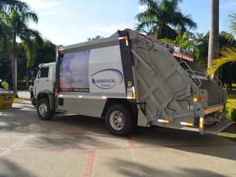 Coleta de Lixo tem 52% de aprovação em Piracicaba