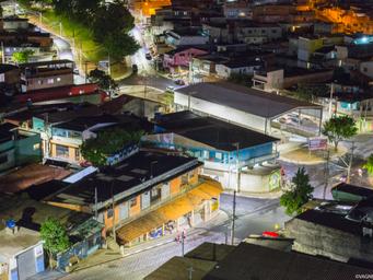 """""""Ilumina Cotia"""" dá certo e Rogério Franco alcança Alto Grau em Iluminação Pública"""