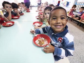 Merenda Escolar de Itatiba fecha 2020 como a 2ª melhor da RMC