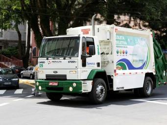 Coleta de Lixo é aprovada por 97% em Santo André
