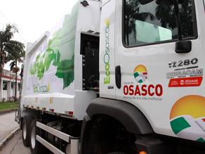 Coleta de Lixo de Osasco registra 77,7% de ótimo e bom