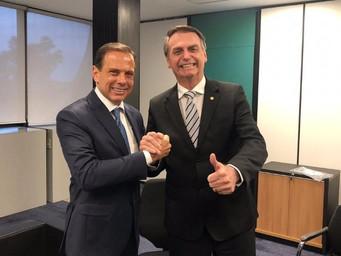 Governo Doria tem 34% de aprovação na RMC; Bolsonaro é aprovado por 39%
