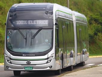 Com Grau Médio, Transporte Público em SJC se posiciona acima da média das CGPs