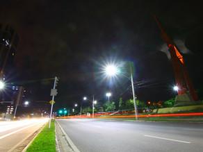 Iluminação de São José dos Campos tem 81,5% de ótimo e bom