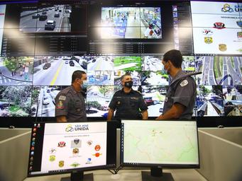Cresce aprovação com a Segurança Pública em São José dos Campos