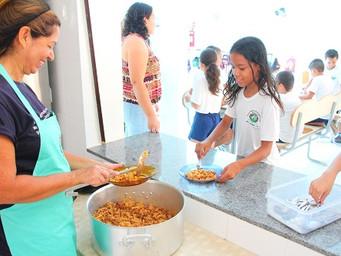 Merenda Escolar de Valinhos tem 46% de aprovação