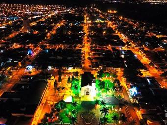 Iluminação tem 73% de ótimo e bom em Cosmópolis