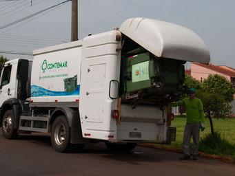 Coleta de Lixo tem Grau de Excelência em Iracemápolis