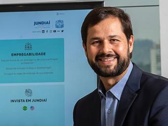 Luiz Fernando inicia 2º mandato com 61% de aprovação em Jundiaí