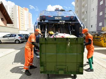 Coleta de Lixo em Jundiaí obtém Grau de Excelência