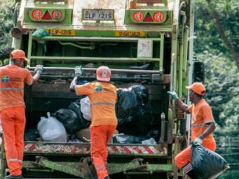 Coleta de Lixo em Arujá tem 88,6% de aprovação