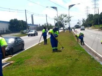 Satisfação com a Limpeza Pública é mediana em Mauá