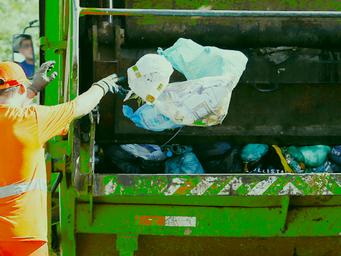 Coleta de Lixo tem Grau de Excelência em Conchal