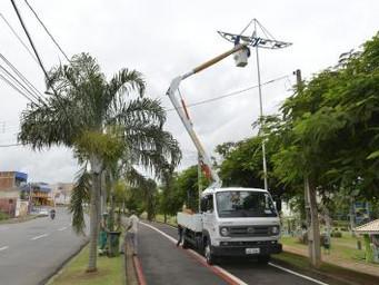 Indaiatuba cai do 3º para o 7º lugar em Iluminação no fechamento de 2017