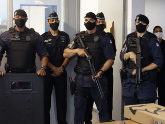 Guarda registra forte evolução na aprovação em Santo André