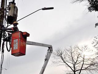 Iluminação Pública mantém Alto Grau de Satisfação em Americana