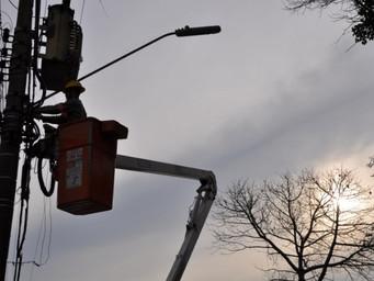Iluminação Pública é o 2º melhor serviço avaliado em Americana