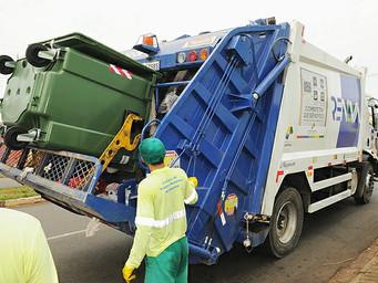 Coleta de Lixo de Campinas alcança 84% de ótimo e bom