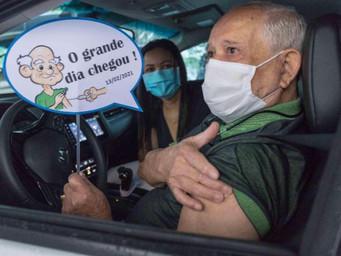 Administração de Santo André fecha 2020 com Alto Grau de Satisfação