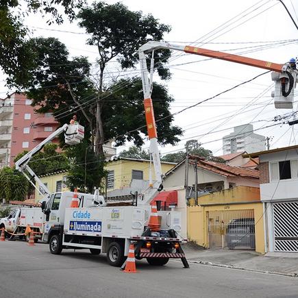 Iluminação Pública de São José dos Campos está perto do Grau de Excelência