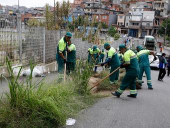 """""""Jogue Limpo"""" dá resultado e Diadema alcança Alto Grau de Satisfação com Limpeza Pública"""
