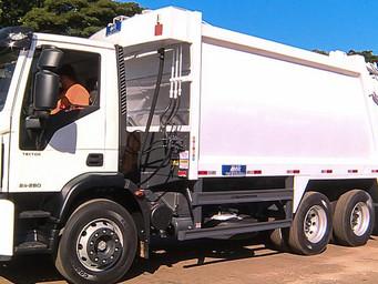 Aprovação da Coleta de Lixo alcança 80,4% em Pirassununga